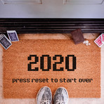 2020 Press Reset To Start Over