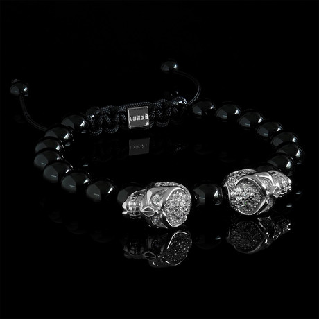 Phantom Bracelet // Black (Small)