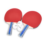 PingPongly Retractable Table Tennis Set
