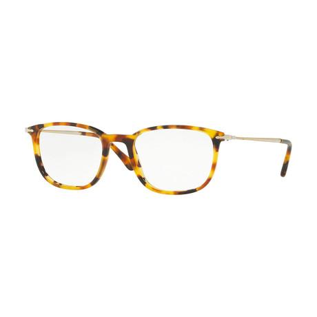 Men's Optical Frames // Tortoise + Matte Gold