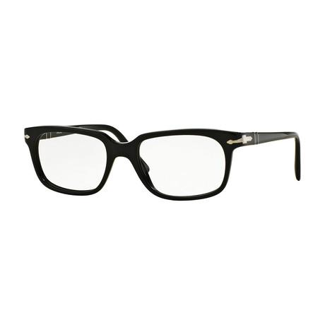 Men's Optical Frames // Black