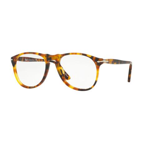 Men's 9649V Optical Frames // Havana