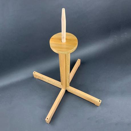 Tameshigiri Wood Stand