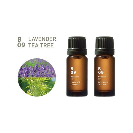 Essential Oil // Set of 2 // B09 Lavender Teatree