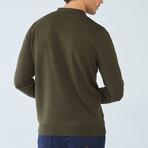 Boris Becker // Elios Long Sleeve Polo // Green (X-Large)
