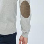 Boris Becker // Tank Sweater // Gray (Medium)