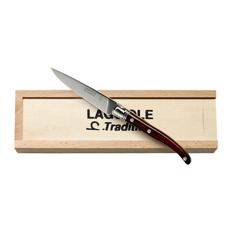 Laguiole Tradition Paring Knife