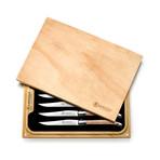 Laguiole California Steak Knife (Rosewood)