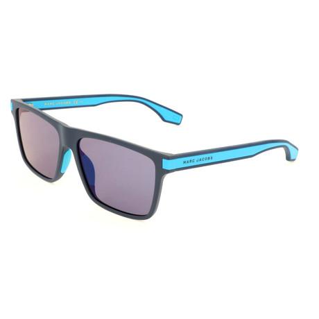 Unisex 286-S FLL Sunglasses // Matte Blue