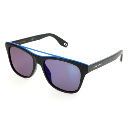 Unisex 303-S 003 Sunglasses // Matte Black