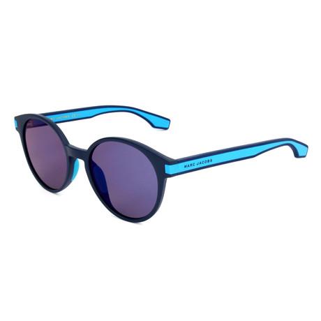 Unisex 287-S FLL Sunglasses // Matte Blue