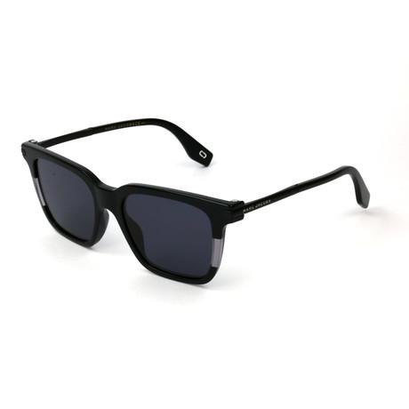 Unisex 293-S 807-IR Sunglasses // Black
