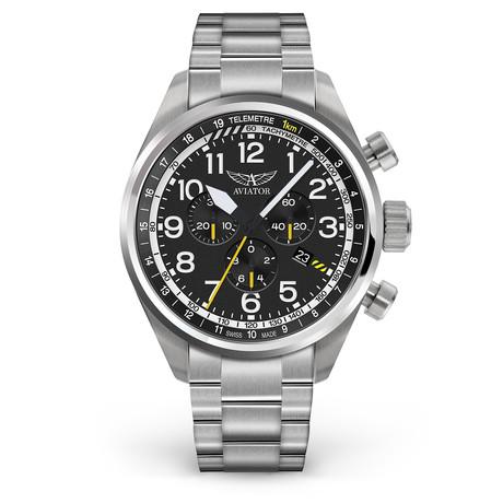 Aviator Airacobra P45 Chronograph Quartz // V.2.25.0.169.5