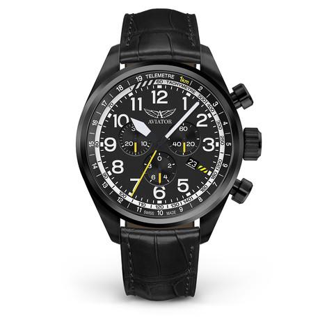 Aviator Airacobra P45 Chronograph Quartz // V.2.25.5.169.4