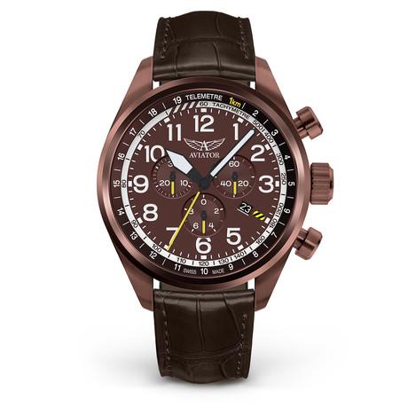 Aviator Airacobra P45 Chronograph Quartz // V.2.25.8.172.4