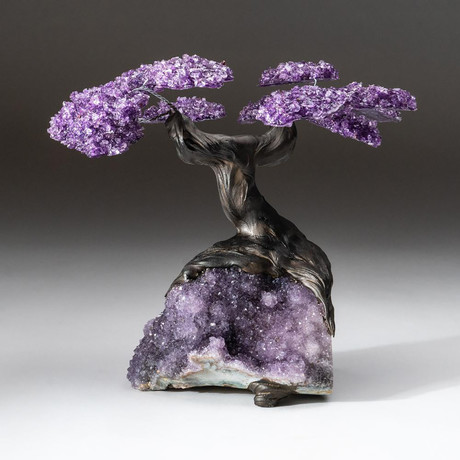 The Protection Tree // Custom Amethyst Tree + Amethyst Matrix // V3