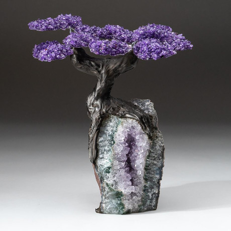 The Protection Tree // Custom Amethyst Tree + Amethyst Matrix // V11