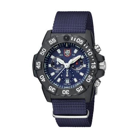 Luminox Sea 3500 Navy SEAL Chronograph Quartz // XS.3583.ND