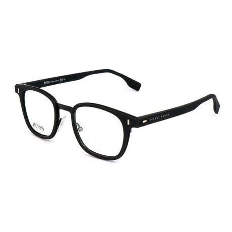 Men's 0969-003 Optical Frames // Matte Black