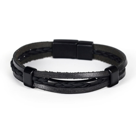 Kent Bracelet // Matte Black