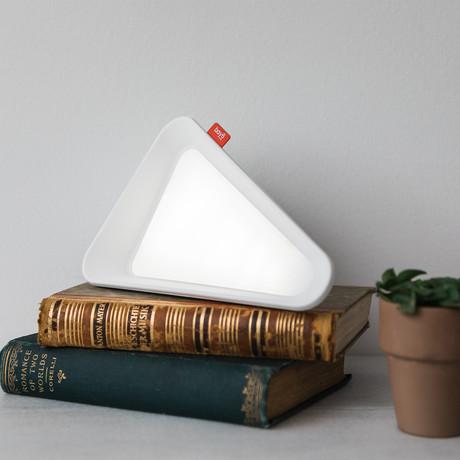 Gravity Flip Lamp // White // Bright White Light