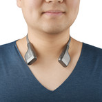 Wearable Air Purifier (Gray)