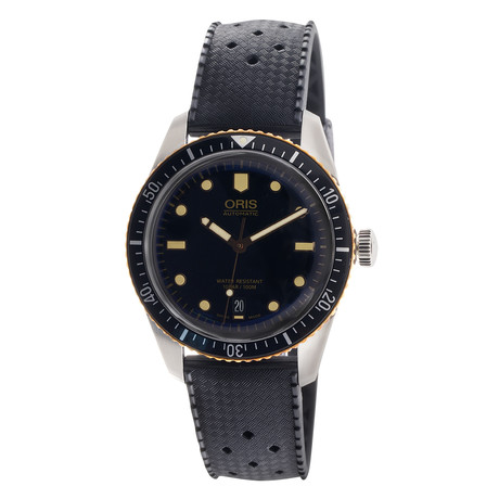 Oris Divers Sixty-Five Automatic // 01 733 7720 4354-07 4 21 18 // New