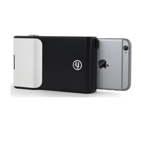 Prynt Case for iPhone Bundle (White)