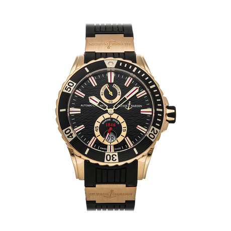 Ulysse Nardin Maxi Marine Diver Automatic // 266-10-3/92 // Pre-Owned