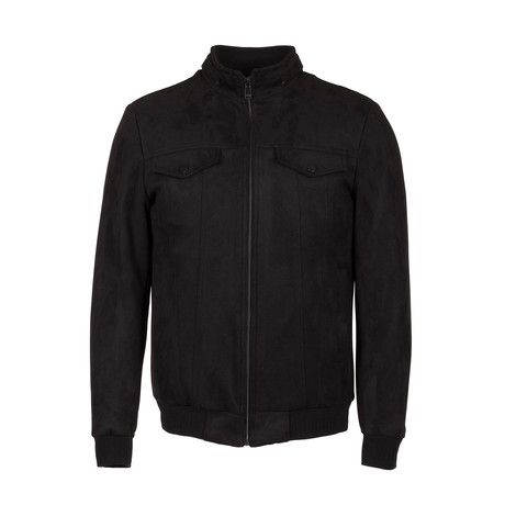 Sacramento Jacket // Black (Euro: 46)