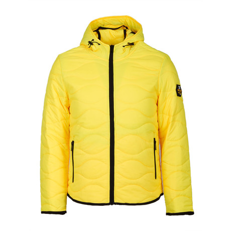 Tulsa Jacket // Yellow (Euro: 46)