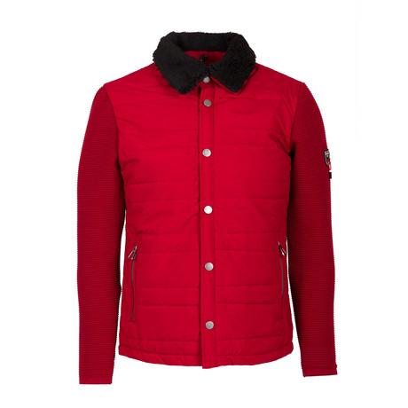 Amsterdam Jacket // Red (Euro: 46)