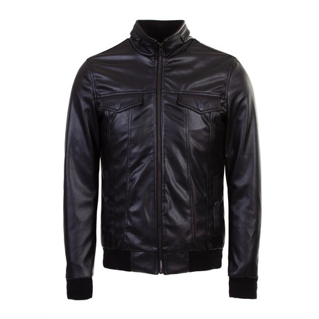 Nicky Jacket // Black (Euro: 46)