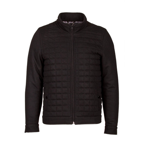 Rainier Jacket // Black (Euro: 46)