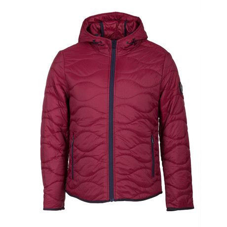Tulsa Jacket // Claret Red (Euro: 46)