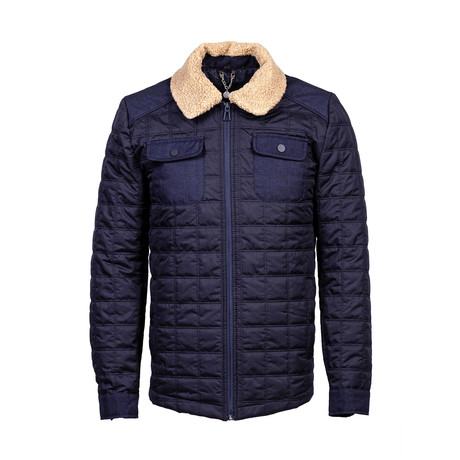 Oscar Jacket // Dark Blue (Euro: 46)