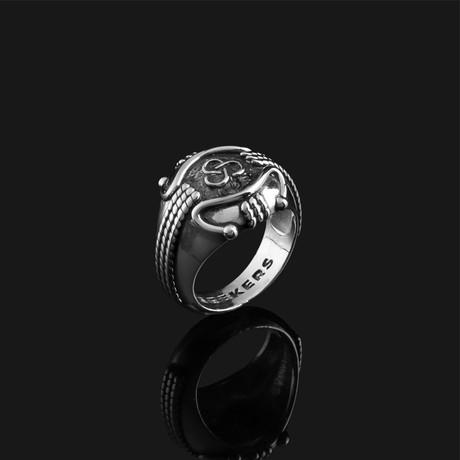 Premium Ring // Silver (8.5)