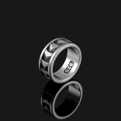 Kudos Ring V.2 // Silver (8.5)