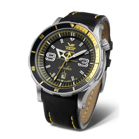 Vostok-Europe Anchar Automatic // NH35/519A522