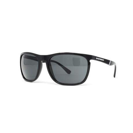 Emporio Armani // Men's EA4107 Sunglasses // Black