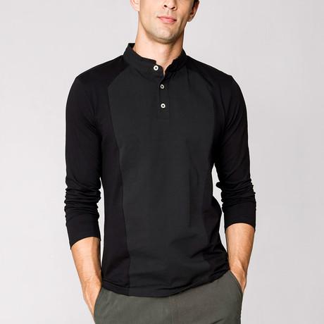 Ramiro Polo Shirt // Black (Medium)