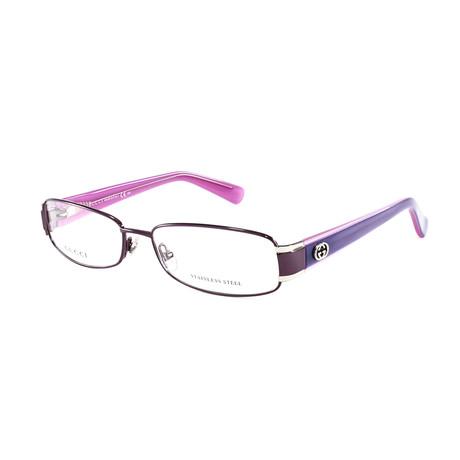 Women's GG2869 Optical Frames // Violet
