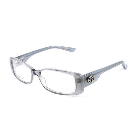 Women's GG3050 Optical Frames // Gray Blue (Size 50-14-135)
