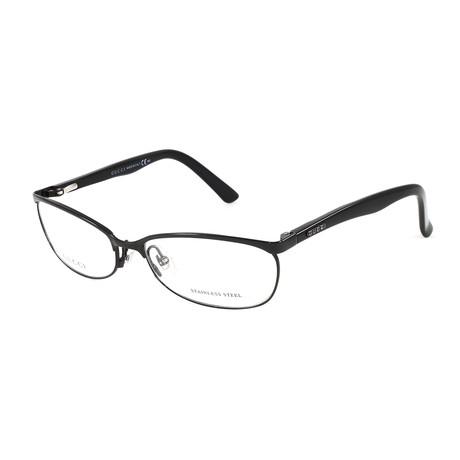 Women's GG2884 Optical Frames // Black