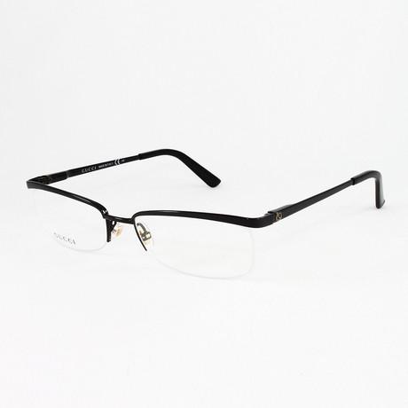Women's GG2886 Optical Frames // Black