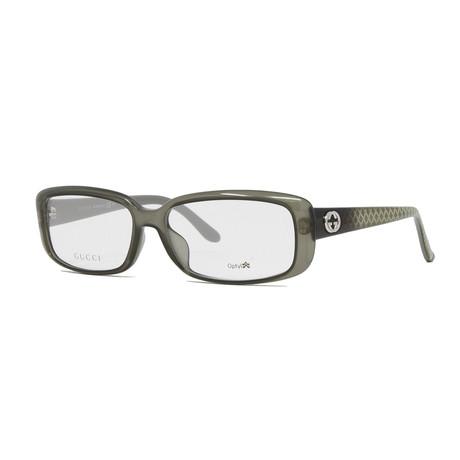 Women's GG3600 Optical Frames // Gray