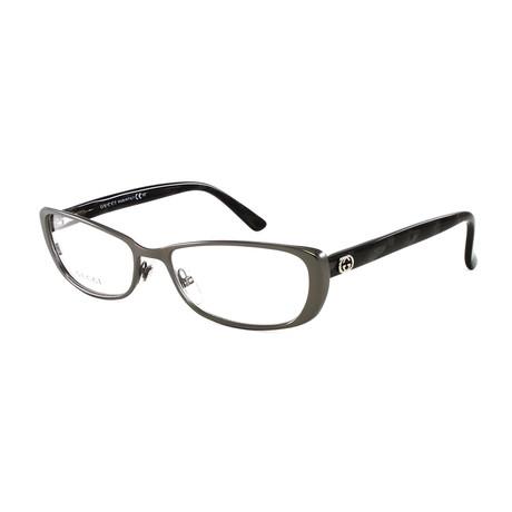 Women's GG2883 Optical Frames // Dark Ruthenium