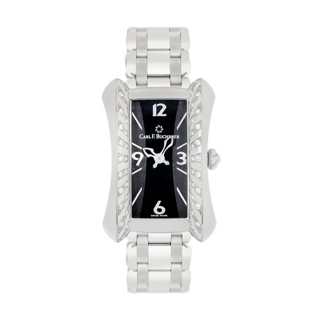 Carl F. Bucherer Ladies Alacria Diva Quartz // 00.10705.08.36.31 // Store Display