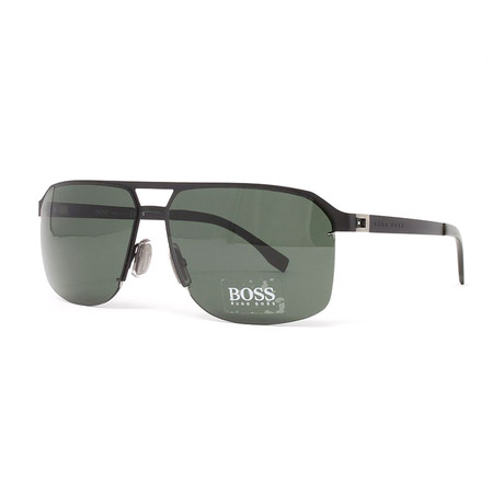 Men's 839S Sunglasses // Matte Black