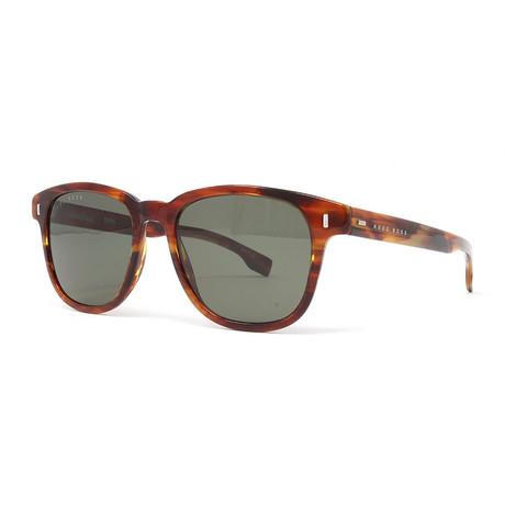 Men's 956S Sunglasses // Brown Horn